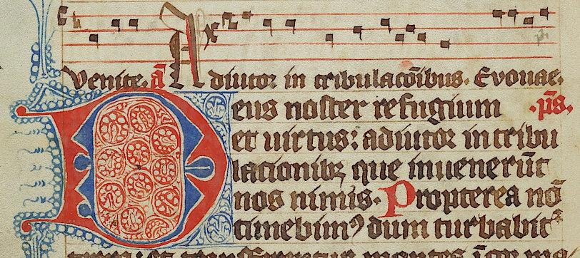Psalterium Hs. 64