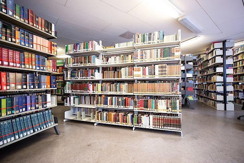 Bibliothek Orientalisches Seminar