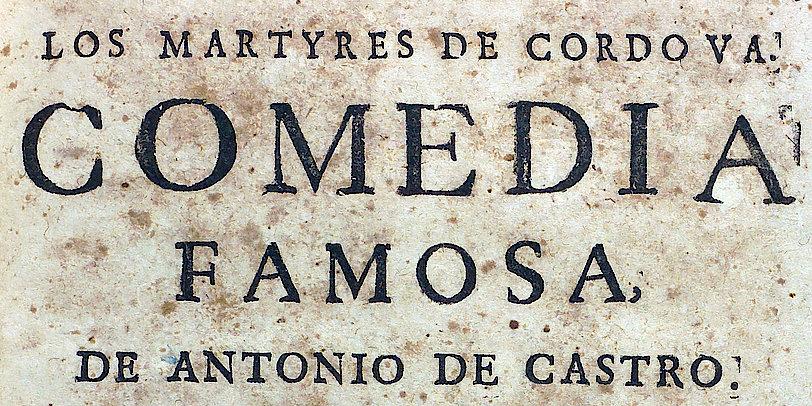 Spanische Comedias