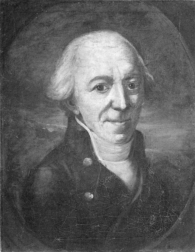 Franz Joseph Zoll: [Portrait von] Johann Georg Jacobi. (Kunstinv. d. Univ. Freib.: I / 101)