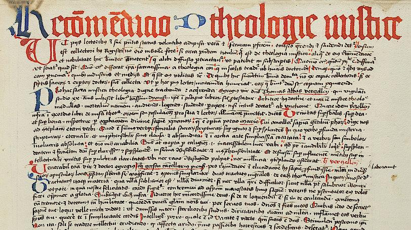 Ausschnitt aus Bistumsarchiv Erfurt, Hist. Hs. 6, fol. 68r