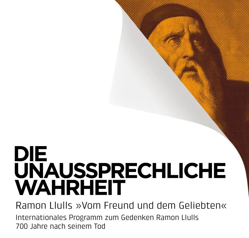 Ramon Llull Plakat