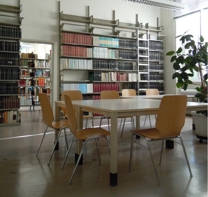 Bibliothek Geologie und Mineralogie - Geochemie